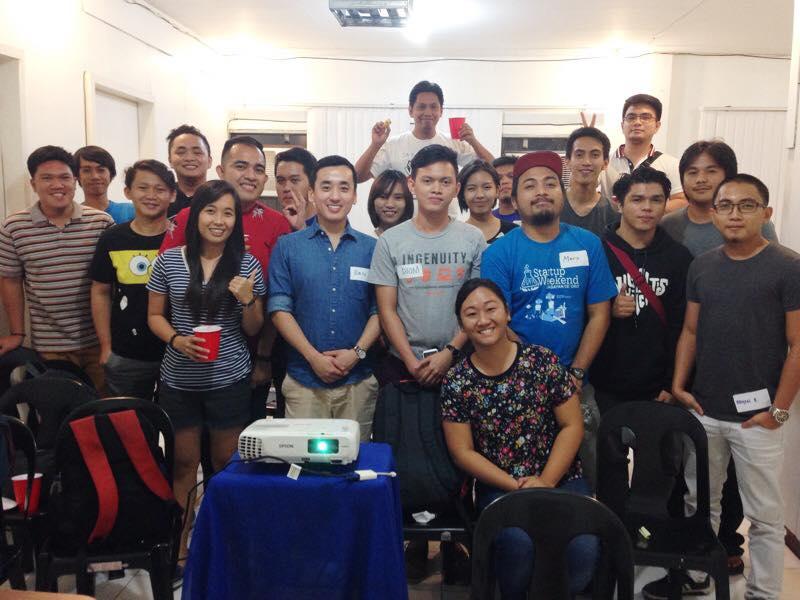 UX Research Event Davao City • Ben Kim