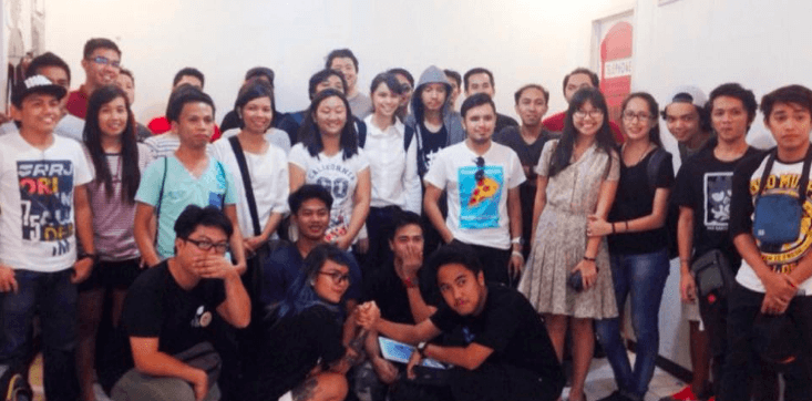 designer's meetup davao graphic designers community