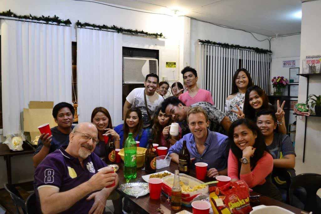 Davao Freelancers' Christmas Party 2016