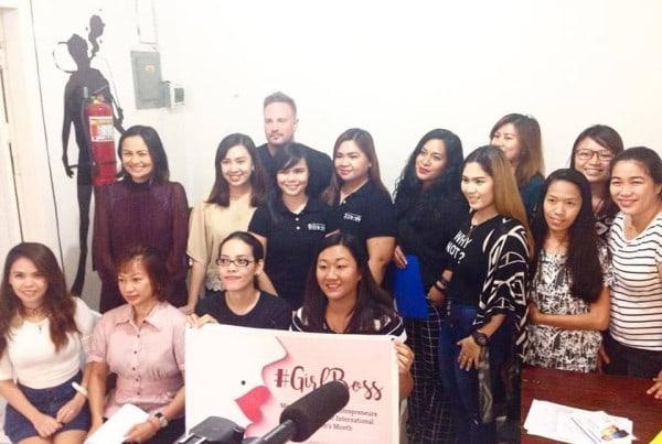 GirlBoss Google Business Group Meetup Davao