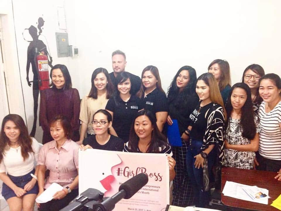 #GirlBoss – Google Business Group Davao Meetup of Women Entrepreneurs