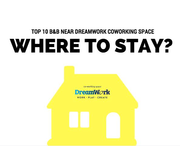 Affordable Places to stay near Dreamwork Coworking Space
