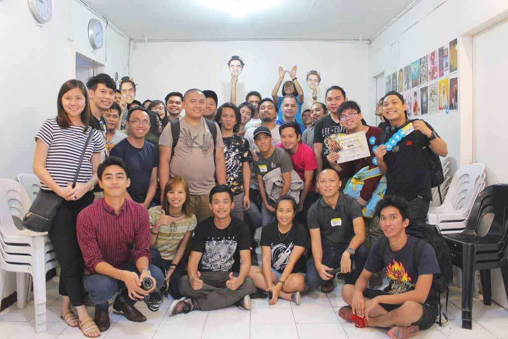 Davao Graphic Designers Community : Behance Portfolio Review