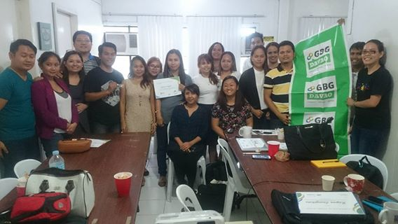 Google Business Group Davao • Growth Hacking Trainer's Training