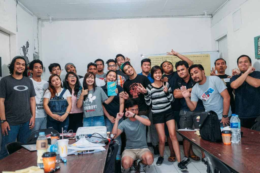 Sprint Workshop by UXDVO