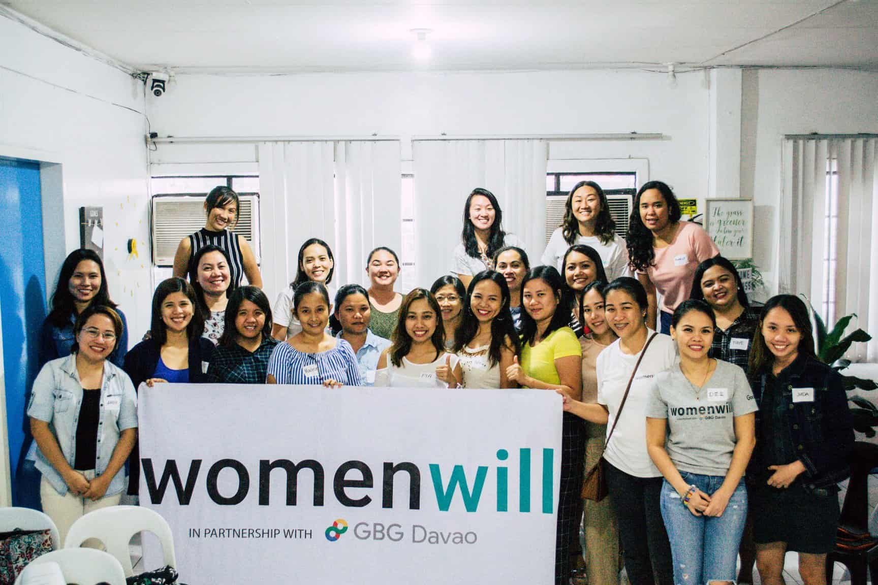 Google Business Group Davao x Womenwill: Passion To Profit Workshop